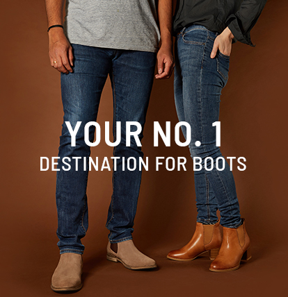 Your no. 1 Destination for Boots