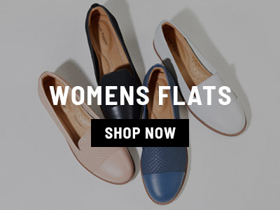 Womens Flats Shop Now