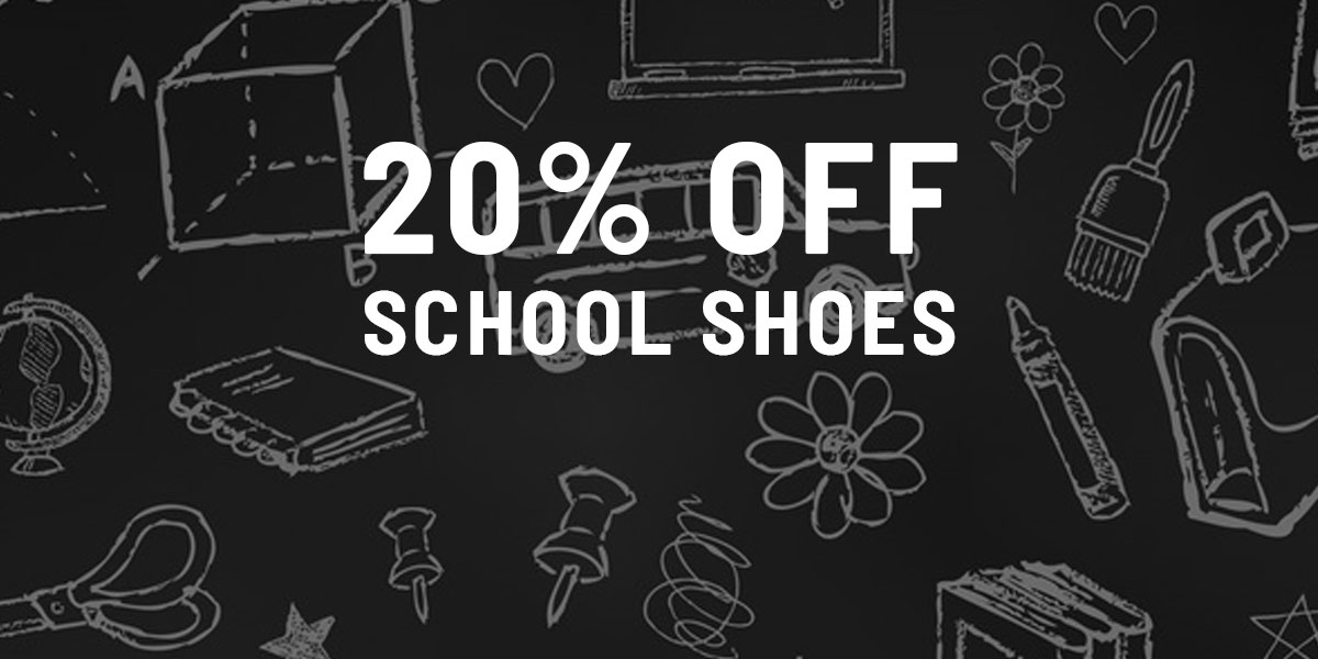 SHOP SCHOOL SHOES