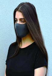 Reusable Black Face Mask Melbourne