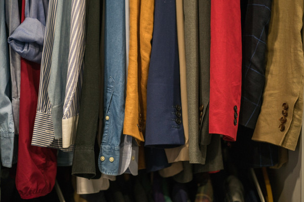 Keep your old uniforms and clothing out of landfill.