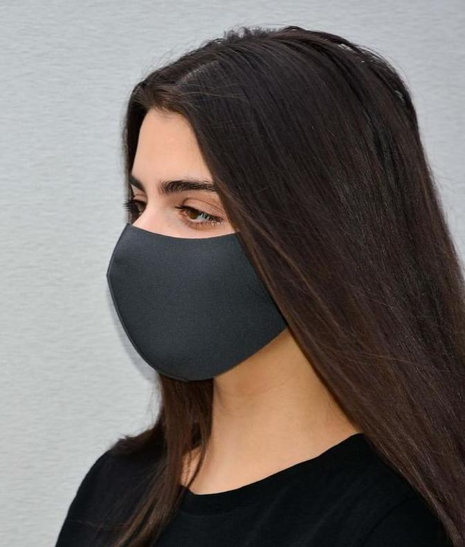 Best Black Reusable Face Mask Sydney
