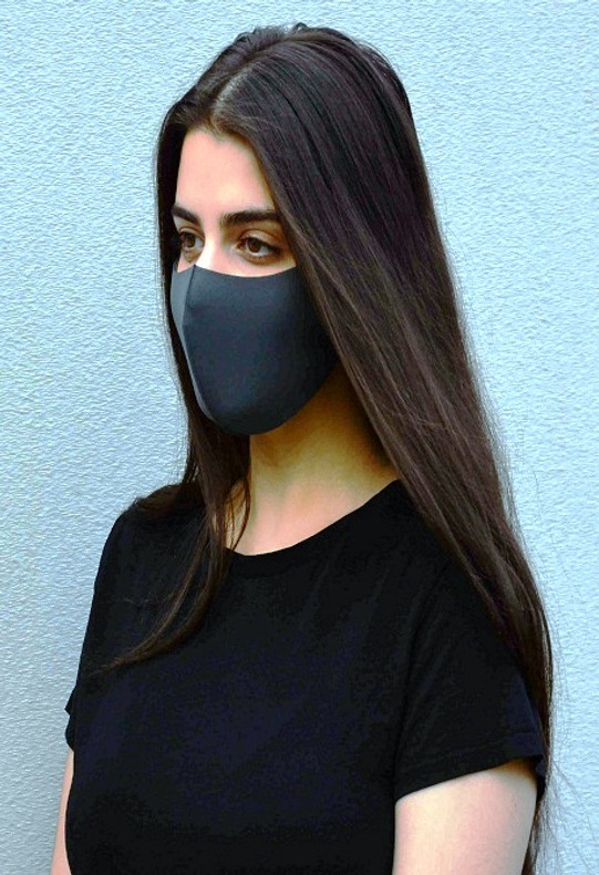 Reusable Black Face Masks Australia