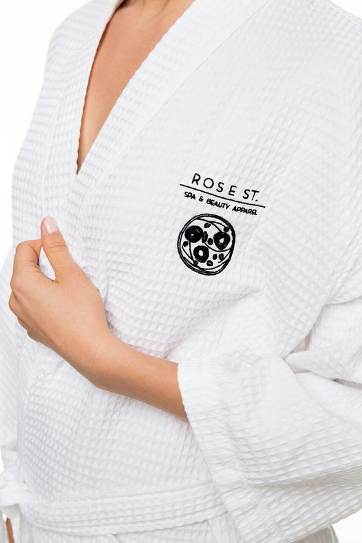 Fabrics Make the Spa Uniform a Perfect Match for The Business