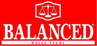 Balanced Horse Feeds