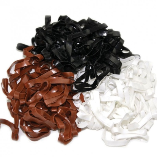 Lincoln Silicone Plaiting Bands