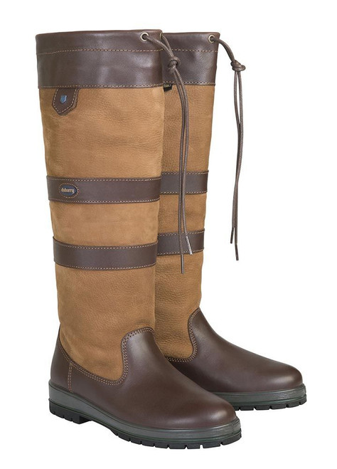 Dubarry Galway Ladies Country Boot - Brown