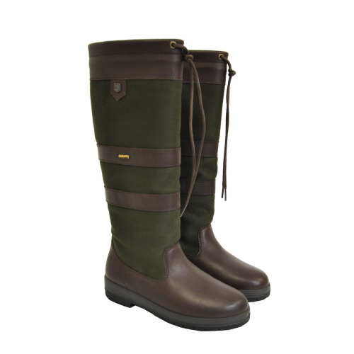 Dubarry Galway Ladies Country Boot, Olive
