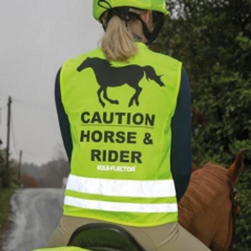 Shires Equestrian EQUI-FLECTOR® Safety Vest