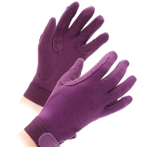 Shires Equestrian Newbury Gloves - Childs