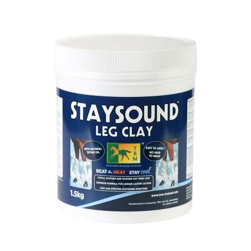 TRM Staysound Leg Clay - 1.5kg