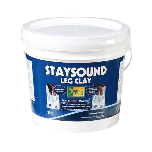 TRM Staysound Leg Clay - 5kg