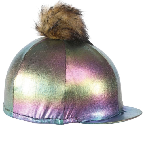 Shires Metallic Hat Covers