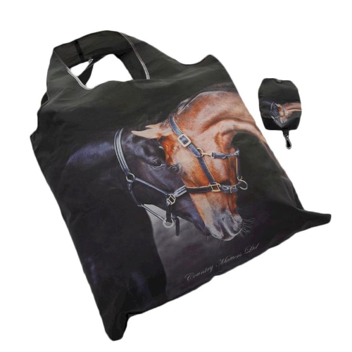 Country Matters Fold Away Bag