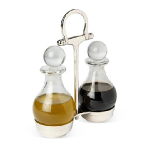 Culinary Concepts Oil and Vinegar 2pc Bottle Set