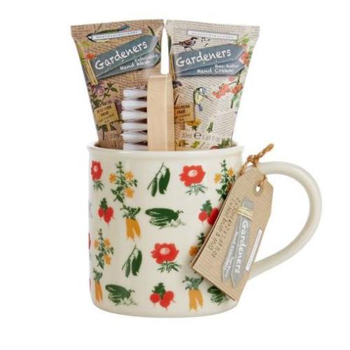 Heathcote & Ivory Gardeners Tea Break Hand Essentials