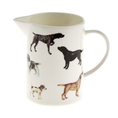 Orchid Designs Sporting Dogs Jug