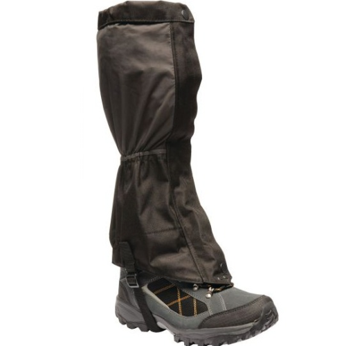 Regatta Cayman Gaiter Ankle Protection Ash Black