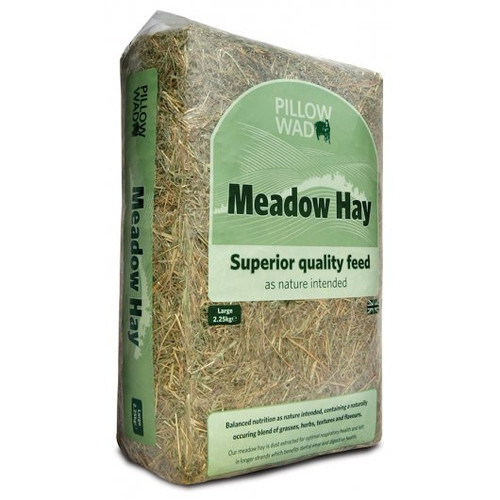 Pillow Wad Meadow Hay 1kg