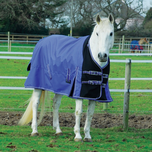 Rhinegold Elite Storm Rug - Neck Cover Included