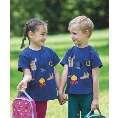 Shires Tikaboo T-Shirt - Childs