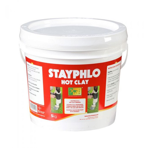 Stayphlo Kaolin Hot Clay - 1.5kg