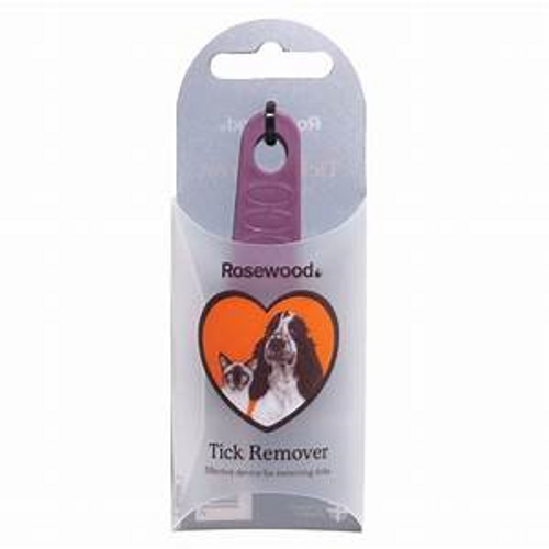 Rosewood Tick Remover