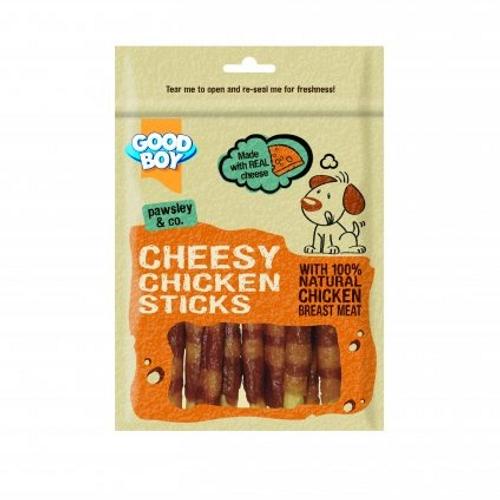 Good Boy Pawsley & Co Cheesy Chicken Sticks