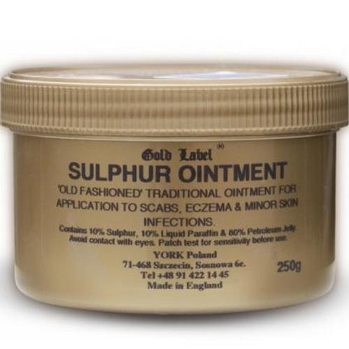 Gold Label Sulphur Ointment