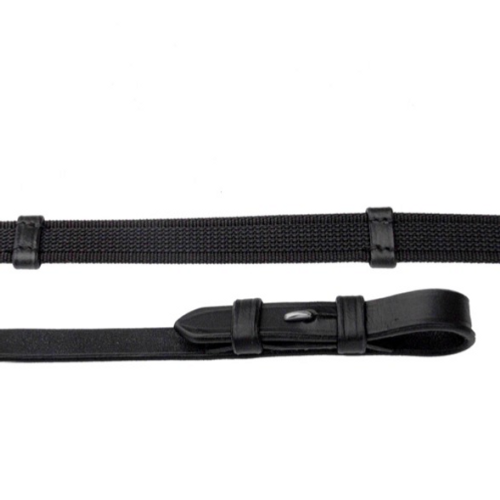 Heritage English Leather Super Grip Reins