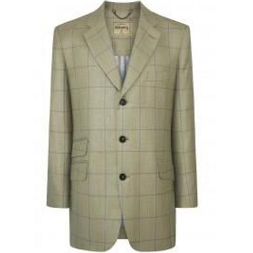 Dubarry Mens Bramble 3 Button Tweed Jacket
