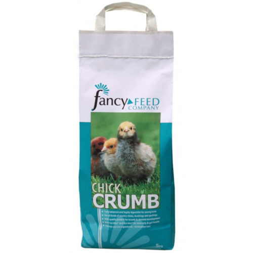 Fancy Feed  Baby Chick Crumb - 5kg