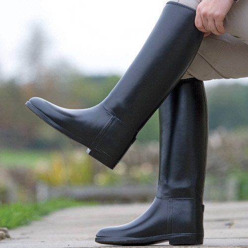 Shires Ladies Long Rubber Riding Boot