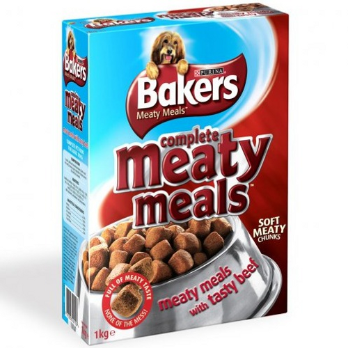 Bakers Meaty Meals