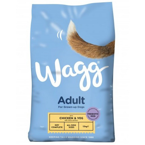 Wagg Adult Complete - 2.5kg
