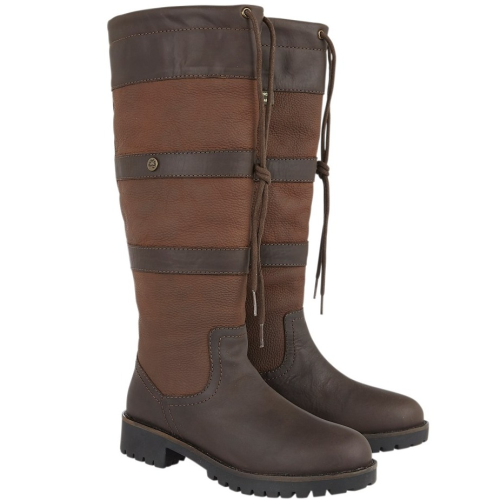 Cabotswood Waterproof Amberley Country Boots - Oak/Bison