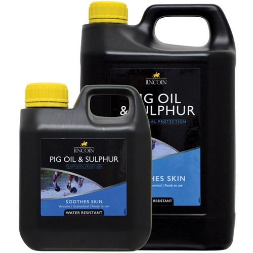 Lincoln Pig Oil & Sulphur