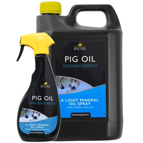 Lincoln Pig Oil