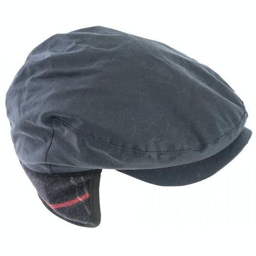 Barbour Cheviot Wax Tartan Cap