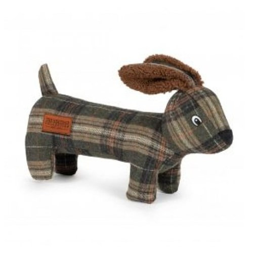 Ancol Heritage Dog Toy Tweed Hare