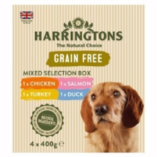 Harringtons Grain Free Mixed Selection Box