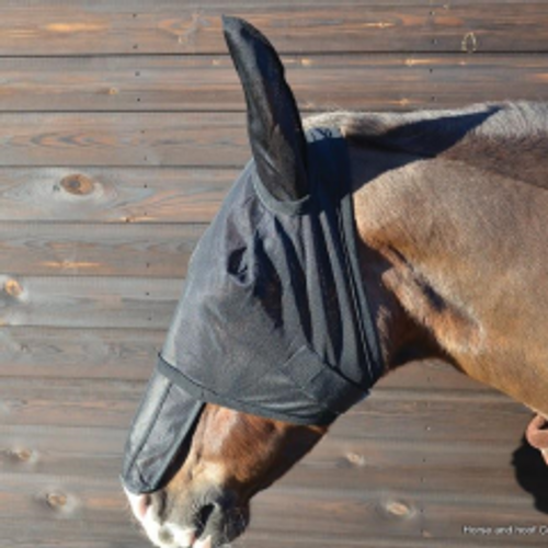 Hy Fly Mask with Sunshield and Ears