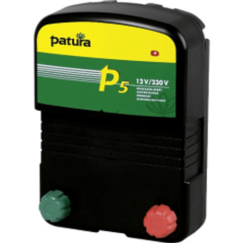 Patura P5 Multi-Voltage Energiser