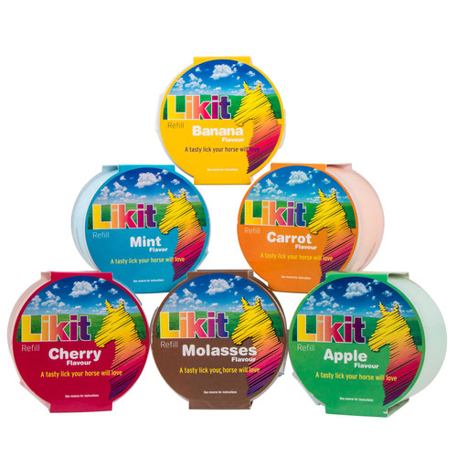 Likit Assorted Flavours Original Refill 650G