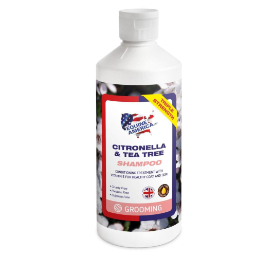 Equine America Citronella and Tea Tree Shampoo