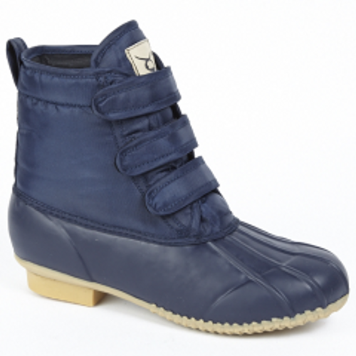 Taurus Footwear Nylon Mucker Boot - Navy