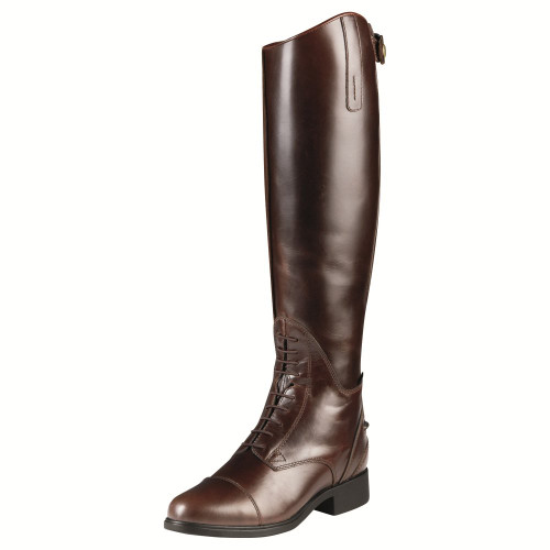 Ariat Womens Bromont Pro Tall H20 Insulated Boots - Wax Chocolate