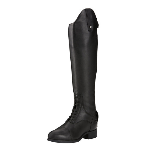 Ariat Womens Bromont Pro Tall H20 Insulated Boots - Black