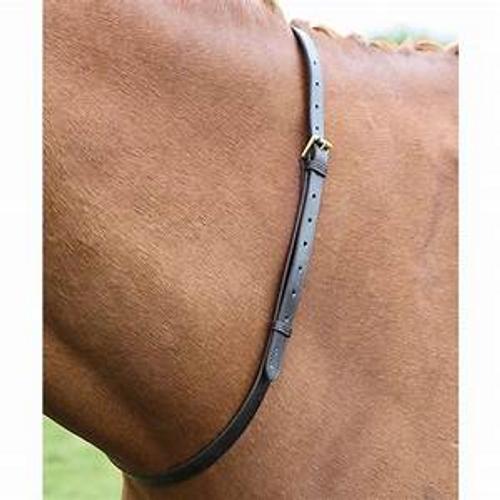 Shires Blenheim Leather Neck Strap
