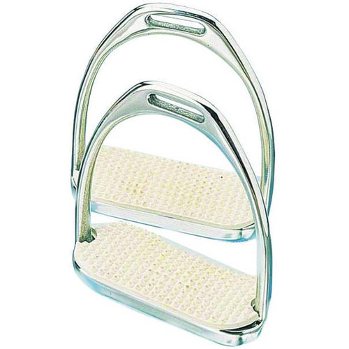 ProTack Stirrup Irons with Treads